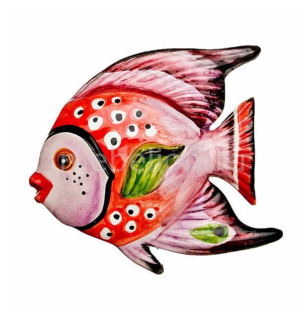 Панно (16х15 см) Рыба 628-109