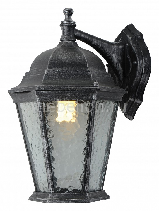 Светильник на штанге Arte Lamp Genova A1202AL-1BS уличный настенный светильник arte lamp genova a1202al 1bs