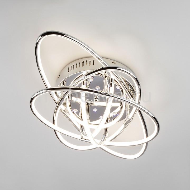 Накладной светильник Eurosvet Jupiter 90132/9 хром 82W