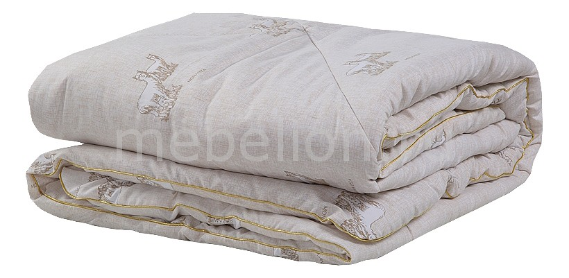 Одеяло двуспальное Mona Liza Шерсть Альпаки mona liza mona liza плед monet classic 140 180 пыльная роза