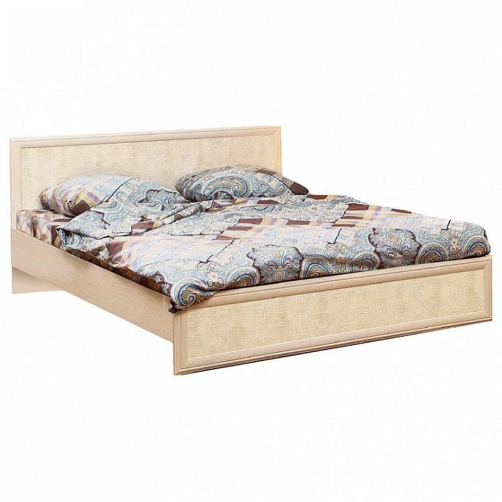 Кровать полутораспальная Олимп-мебель Волжанка 06.259