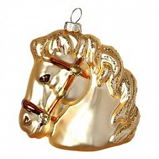 Елочная игрушка АРТИ-М (10 см) Лошадка 785-015