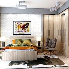 Гарнитур для спальни Сиеста 2 дуб сонома