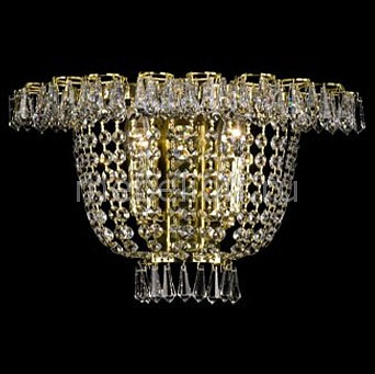 Накладной светильник Preciosa Brilliant 25 1081 002 07 00 00 35 люстра на штанге preciosa brilliant 55 3202 009 07 00 00 40