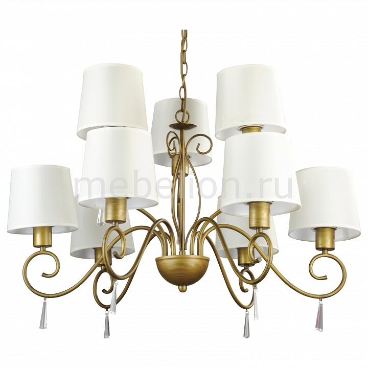 Подвесная люстра Arte Lamp A9239LM-6-3BR Carolina