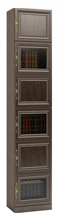 Шкаф книжный ВМФ Карлос-41