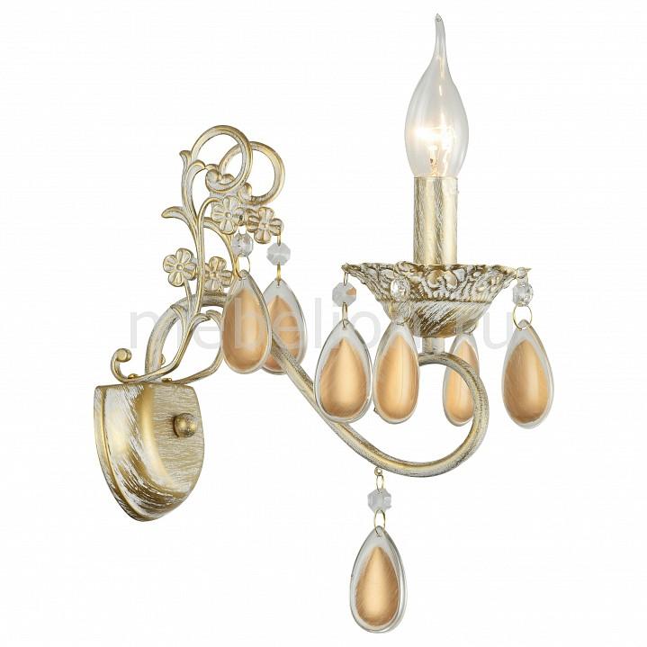 Купить Бра Ciondolo A5676AP-1WG, Arte Lamp, Италия