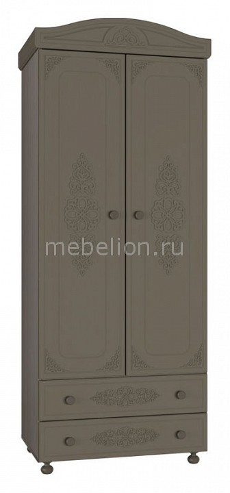 Шкаф платяной Компасс-мебель Ассоль плюс АС-02 шкаф в прихожую диван ру ассоль 2 грей