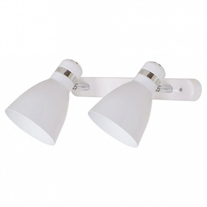 Спот Arte Lamp Mercoled A5049AP-2WH светильник настенный arte lamp mercoled цвет белый a5049ap 2wh