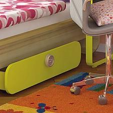 Ящик для кровати Джинс 507.180 желтый бриллиант