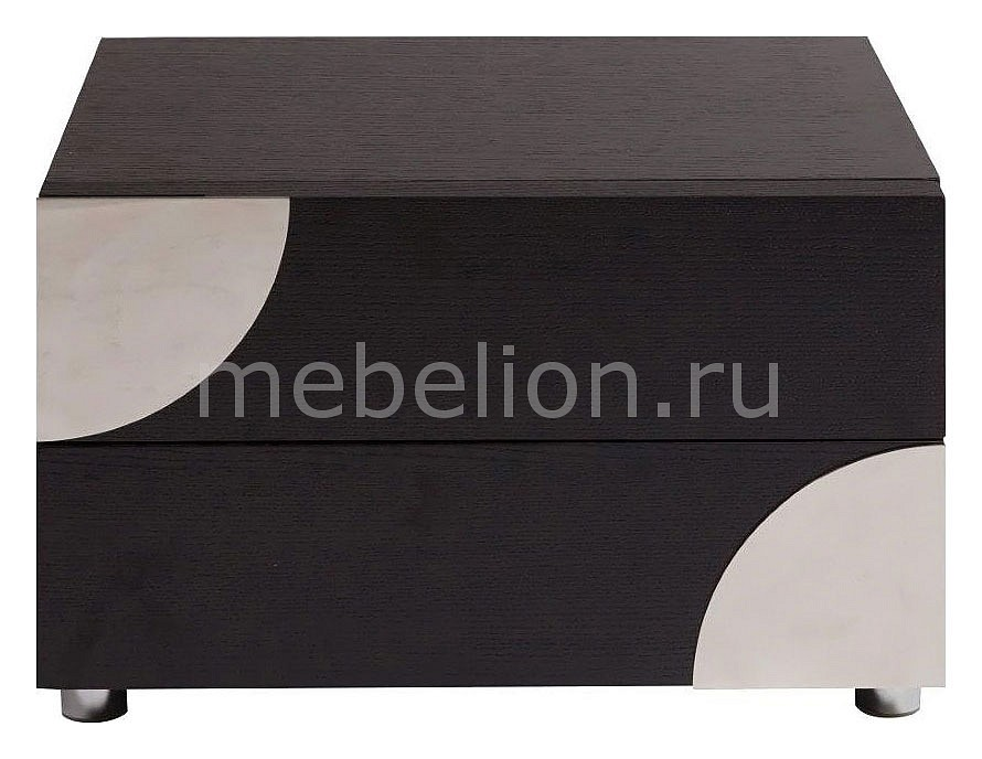 Тумбочка DG-Home Labella Black DG-F-BT28-1