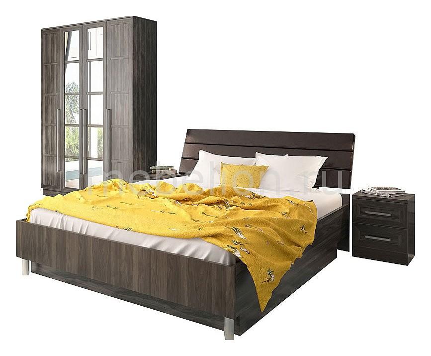 Гарнитур для спальни Соренто  пуфик в стиле пэчворк