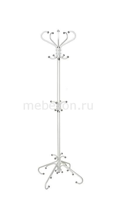 Вешалка напольная Вешалка-стойка М-5 алюминий