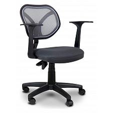 Кресло компьютерное Chairman 450 NEW серый/черный