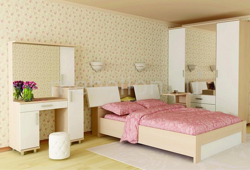 Гарнитур для спальни Мальта № 2