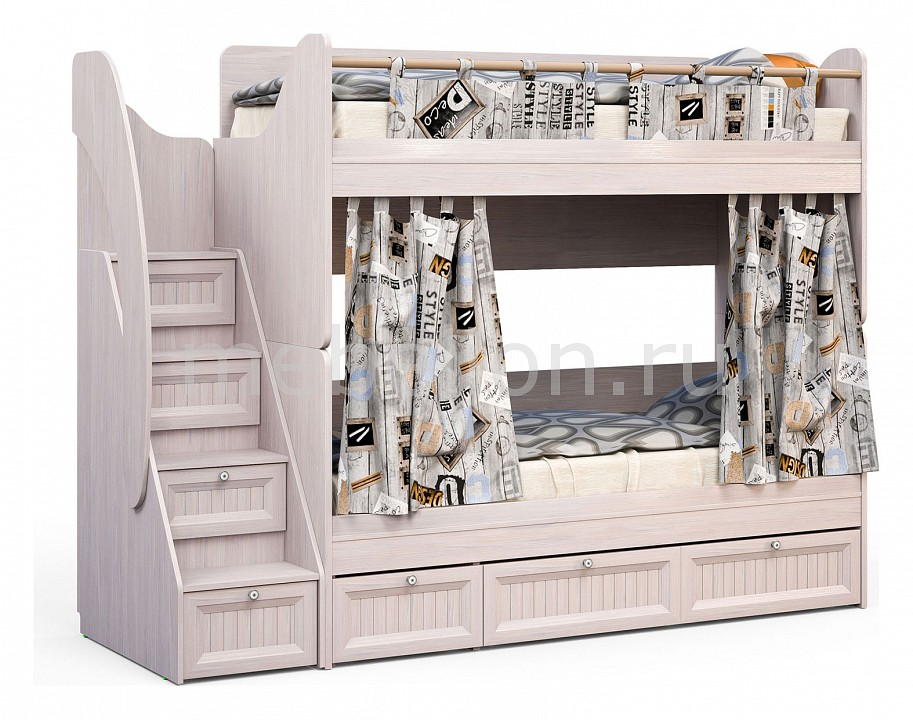 Кровать двухъярусная Баунти 2-2
