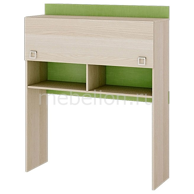 Надстройка для стола Мебель Трия Киви ПМ-139.10 ясень коимбра/панареа шкаф для белья мебель трия индиго пм 145 11 ясень коимбра навигатор