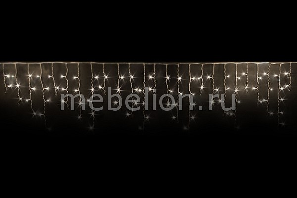 Бахрома световая (3х0.9 м) RichLED RL-i3*0.9F-T/WW провод электропитания richled rl cn4 220