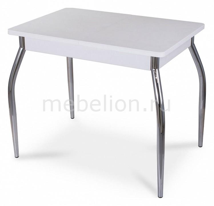 Стол обеденный Домотека Альфа ПР-М с камнем стол обеденный домотека альфа пр с камнем