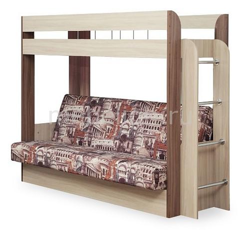 Кровать двухъярусная Олимп-мебель Немо