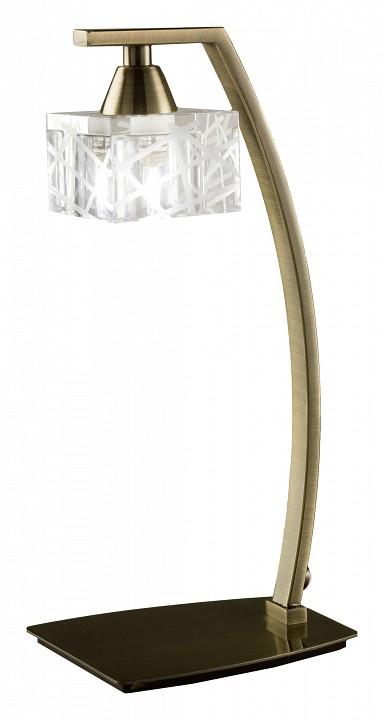 Настольная лампа декоративная Mantra Zen Antique Brass 1437 antique brass toilet paper holder box wall mounted bathroom accessories sanitary wares 7010a