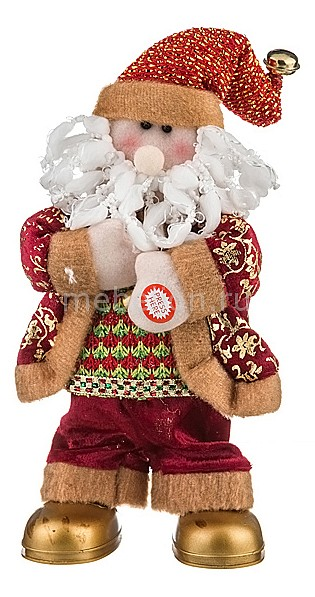 Мягкая игрушка АРТИ-М (35 см) Санта 861-003 елочная игрушка арти м 67 см вероника 860 030