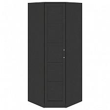 Шкаф платяной угловой Токио СМ-131.09.001 венге цаво/венге цаво/венге цаво