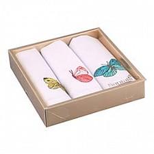 Набор из 3 салфеток Райские бабочки 850-503-01