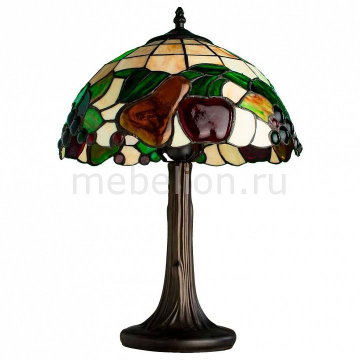 Настольная лампа декоративная Fruits A1232LT-1BG Arte Lamp Артикул - AR_A1232LT-1BG, Бренд - Arte Lamp (Италия), Серия - Fruits, Гарантия, месяцы - 24, Рекомендуемые помещения - Гостиная, Кабинет, Спальня, Высота, мм - 450, Диаметр, мм - 310, Цвет плафонов и подвесок - бежевый с цветным рисунком, Цвет арматуры - медь старая, Тип поверхности плафонов и подвесок - матовый, Тип поверхности арматуры - матовый, рельефный, Материал плафонов и подвесок - стекло, Материал арматуры - металл, Лампы - компактная люминесцентная [КЛЛ] ИЛИнакаливания ИЛИсветодиодная [LED], цоколь E27; 220 В; 60 Вт, , Класс электробезопасности - II, Лампы в комплекте - отсутствуют, Общее кол-во ламп - 1, Количество плафонов - 1, Наличие выключателя, диммера или пульта ДУ - выключатель на проводе, Компоненты, входящие в комплект - провод электропитания с вилкой без заземления, Степень пылевлагозащиты, IP - 20, Диапазон рабочих температур - комнатная температура, Дополнительные параметры - стиль Тиффани