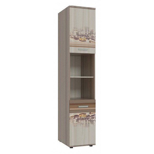 Шкаф комбинированный Mebelson