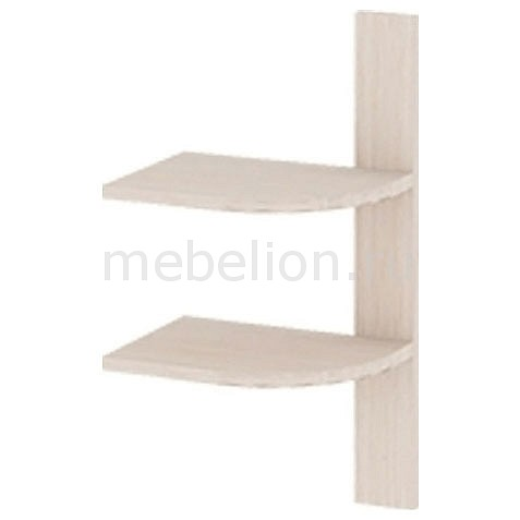 цена на Полка навесная Мебель Трия Фиджи Сн(13) дуб белфорт