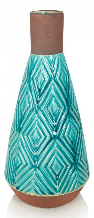 Ваза настольная (38 см) Aquamarine 241337