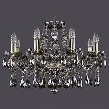 Подвесная люстра Bohemia Ivele Crystal 1413/8/200/G/M731 1413