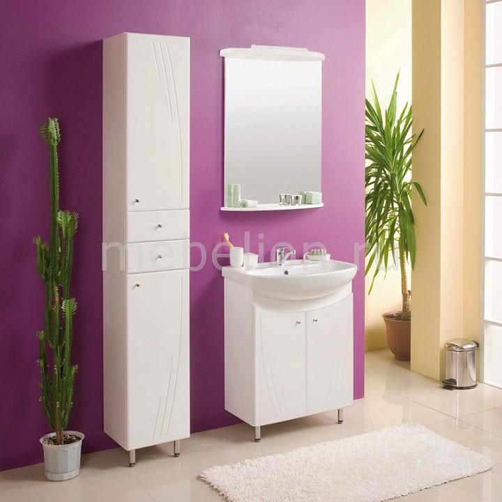Гарнитур для ванной Акватон Минима 65 белый