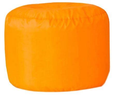 Пуф Dreambag Круг Orange пуф dreambag лотос оранжевый