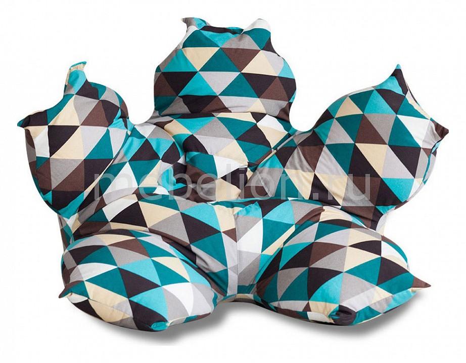 Кресло-мешок Цветок Изумруд  диван кровать рига