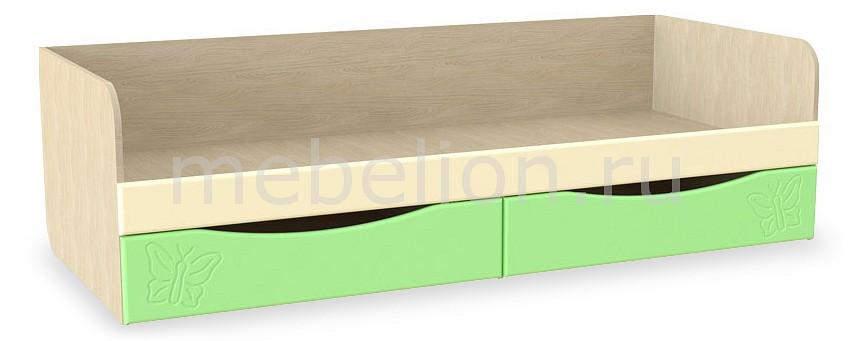 Кровать Компасс-мебель Капитошка ДК-11 комод компасс мебель капитошка дк 7