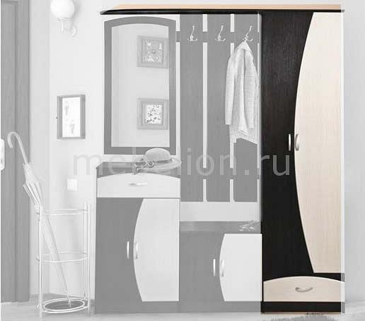 Панель соединительная Олимп-мебель Визит-11 2340927 венге прихожая визит 1