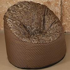 Кресло-мешок Пенек Chokolate