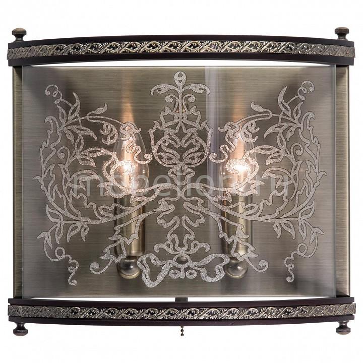 Накладной светильник Citilux Версаль Венге 408323R cl408323r citilux