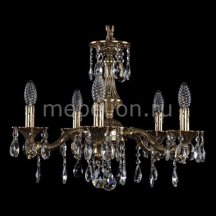 Подвесная люстра Bohemia Ivele Crystal 1710/5/160/A/GB 1710