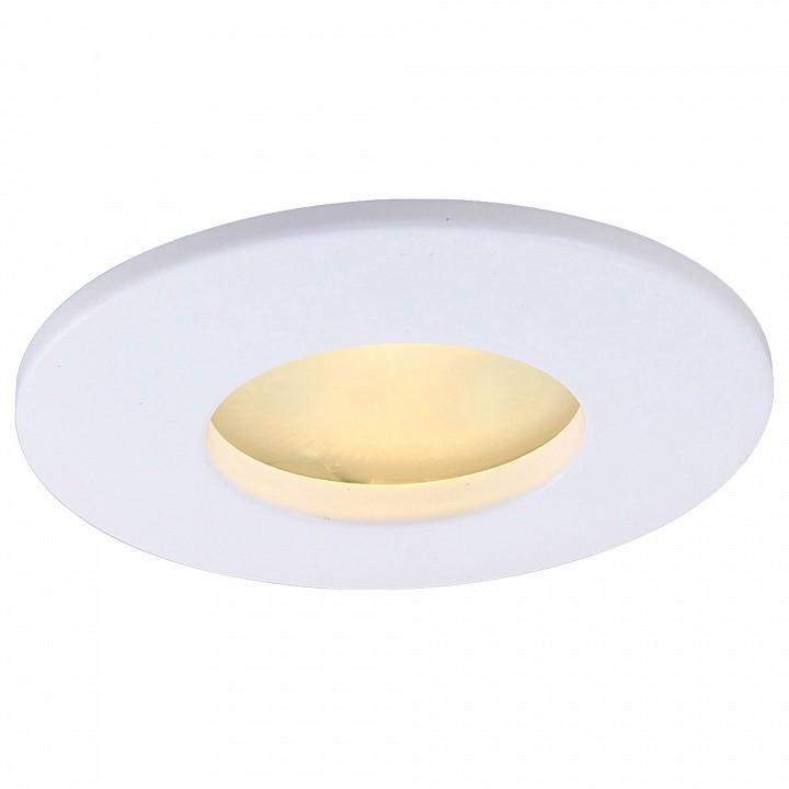 Встраиваемый светильник Arte Lamp A5440PL-1WH Aqua