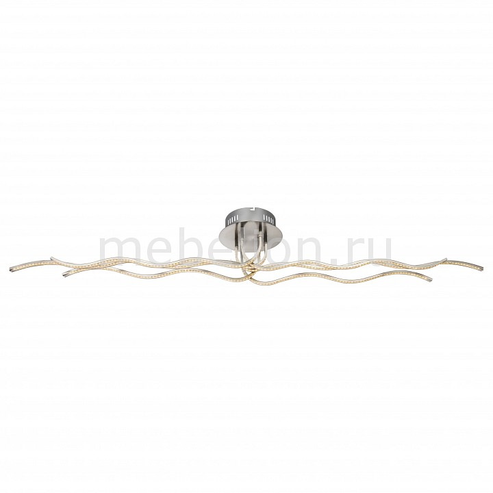 Потолочная люстра Globo Wave 67822-45F потолочный светодиодный светильник globo wave 67822 45f