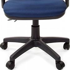 Кресло компьютерное Chairman 661 синий/черный