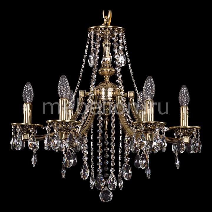 Подвесная люстра Bohemia Ivele Crystal 1771/6/190/B/GB 1771