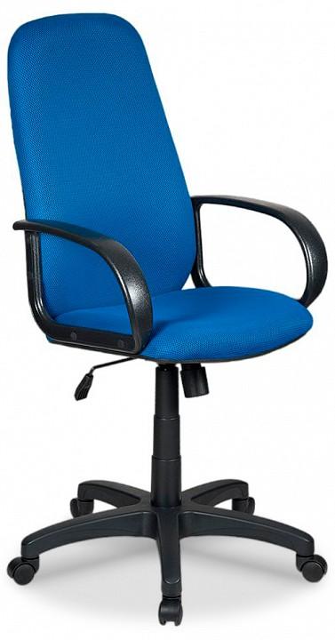 Кресло компьютерное Бюрократ Бюрократ Ch-808AXSN синее бюрократ ch 808axsn синее mebelvia