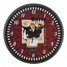 Настенные часы (42 см) Chef kitchen 220-128