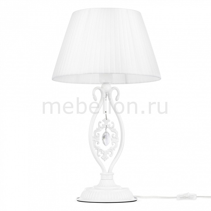 Настольная лампа Maytoni ARM001-11-W Passarinho