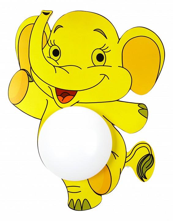 Накладной светильник Kink Light 07463 Слоненок