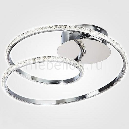 Купить Накладной светильник Adajio 90064/2 хром, Eurosvet, Китай